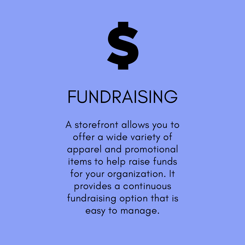 fundraising store